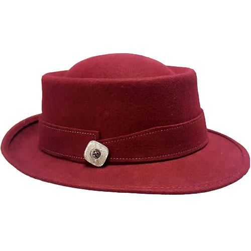 Cappello Poesia d'Elite in merinos