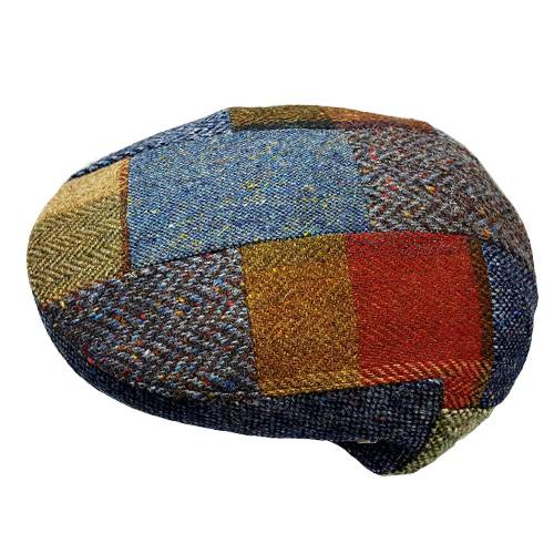 Cap Panizza in Donegal tweed