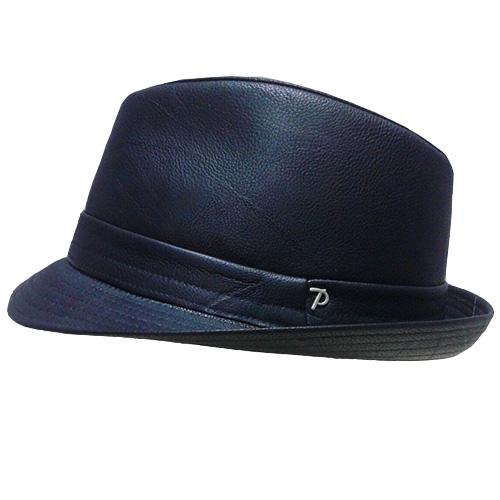 Trilby in similpelle Panizza